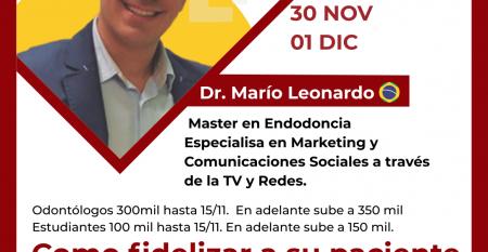 VOLANTE Curso Dr Leonardo